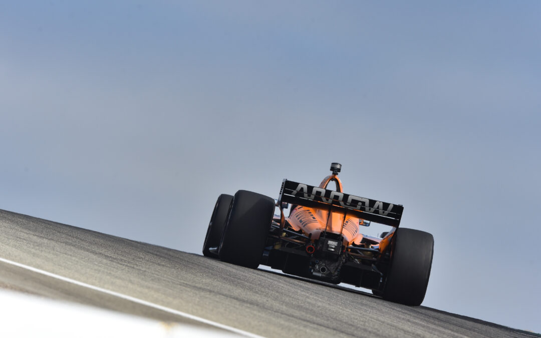 Brown Wants To Run Montoya In The Indy 500 Again