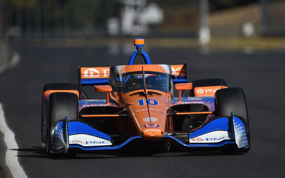 Palou Wins Chaotic Portland Grand Prix