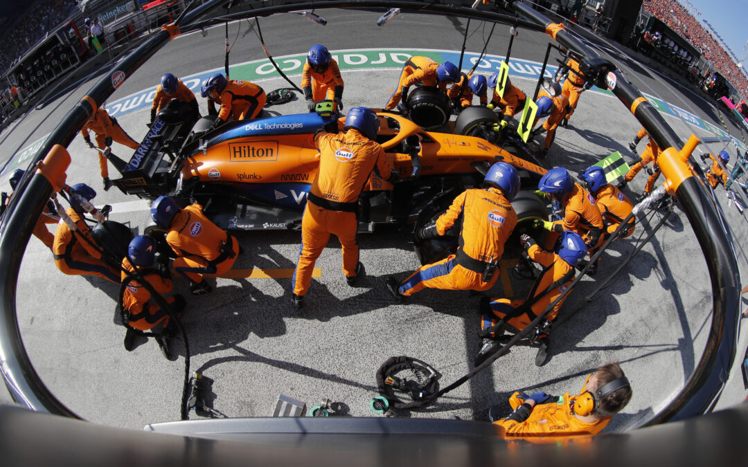 McLaren Duo Looking Forward To A Good, Fun Weekend