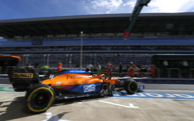 Norris Claims His First F1 Pole