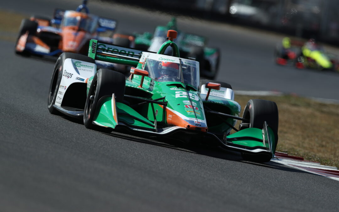 When Will Hinchcliffe's Luck Change?
