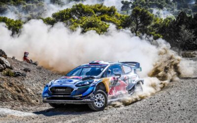 M-Sport Ford WRC Team Ready For Rally Spain