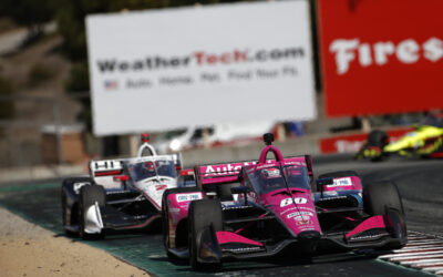 A Tough Day For Meyer Shank Racing
