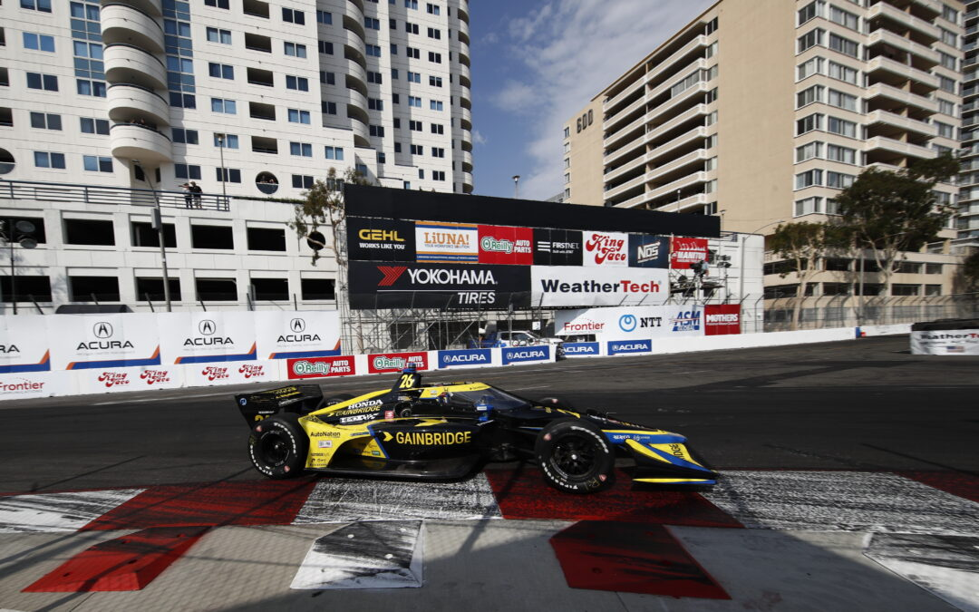 Herta Doesn't Feel The Aeroscreen Will Cause Issues In Long Beach