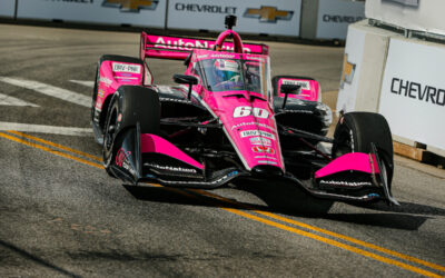 I Am Extremely Grateful For My Time At Meyer Shank Racing