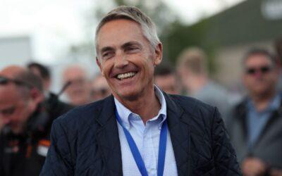 Whitmarsh Joins Aston Martin As Group Chief Executive