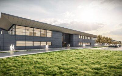 Aston Martin Break Ground On New F1 HQ