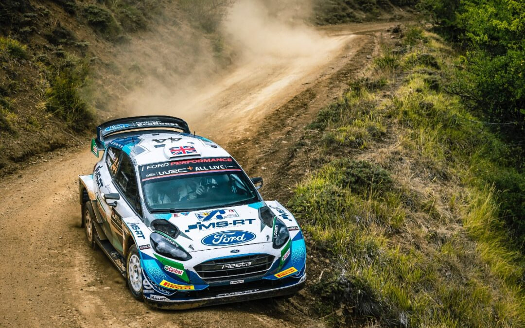 Fifth And Seventh For M-Sport