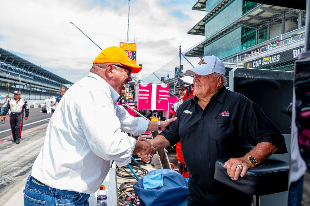 Q&A With AJ Foyt Ahead Of Laguna Seca And Long Beach