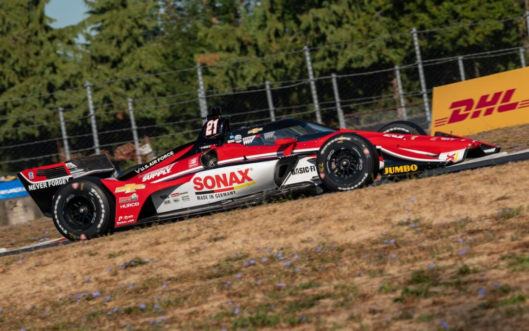 Selected Chevrolet Driver Quotes Following Portland Qualifying
