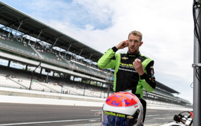 Kimball Looking Forward To IndyCar Race Return At Long Beach This Weekend