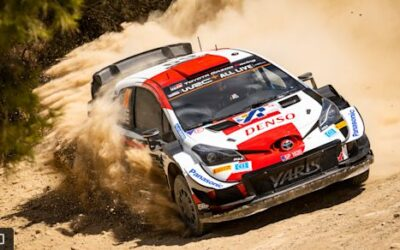 Lappi Joins Toyota For The 2022 WRC Season