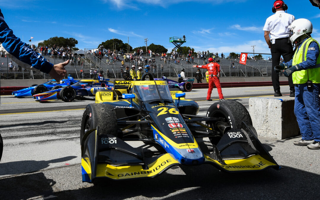 Herta Leads The Way In Practice One