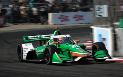A Solid Qualifying For Hinchcliffe