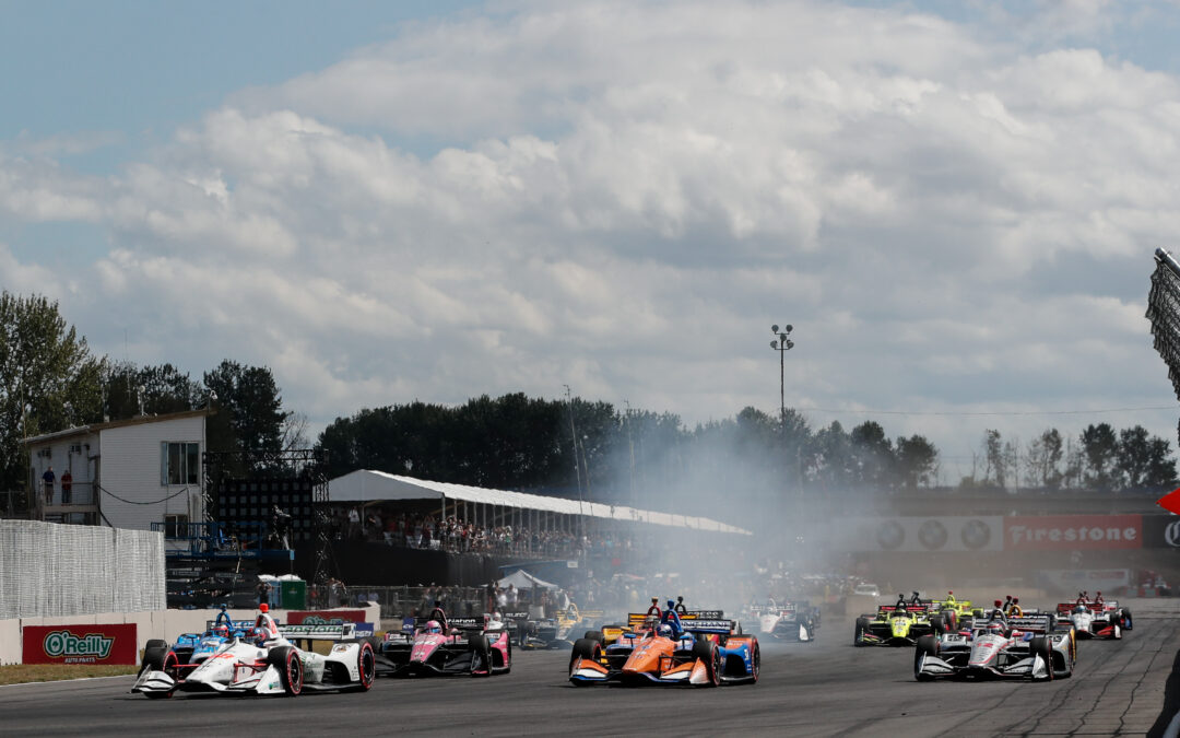 Eleven Drivers Mathematically In The Running For The Championship Heading To Portland