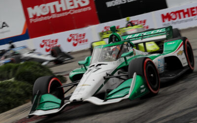 Juncos Hollinger Racing Learn Valuable Lessons From The Acura Grand Prix Of Long Beach