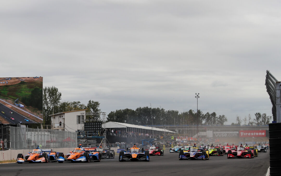 A Solid Day For Rosenqvist