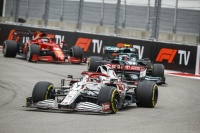 A Strong Race Comes To Nothing For Alfa Romeo Racing