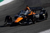 A Messy Day For Arrow McLaren SP At WeatherTech Raceway Laguna Seca