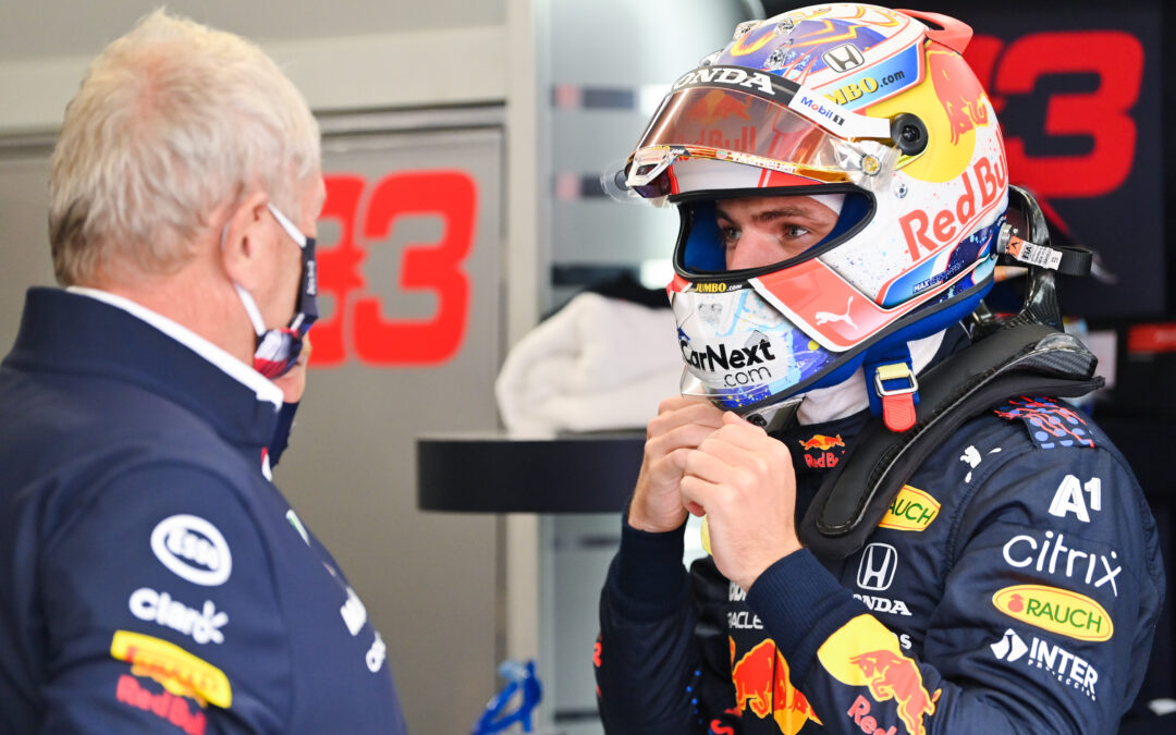 Verstappen Takes Home Pole In The Netherlands