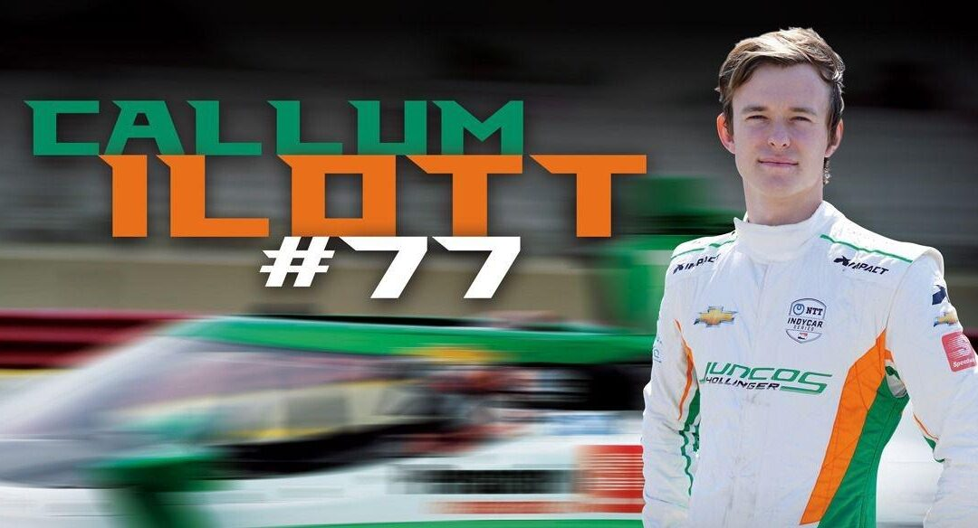 Ilott Commits To IndyCar Full-Time With Juncos Hollinger Racing For The 2022 Season