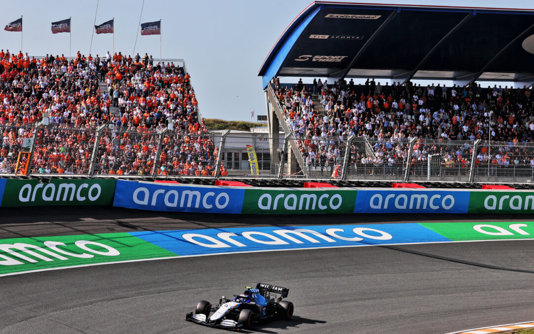 A Disappointing Day For Williams At Zandvoort