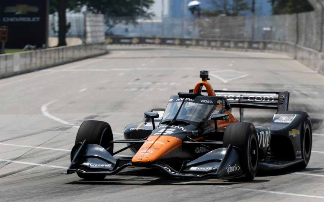 O'Ward Still In The Hunt For The Championship Heading Into The Long Beach Finale