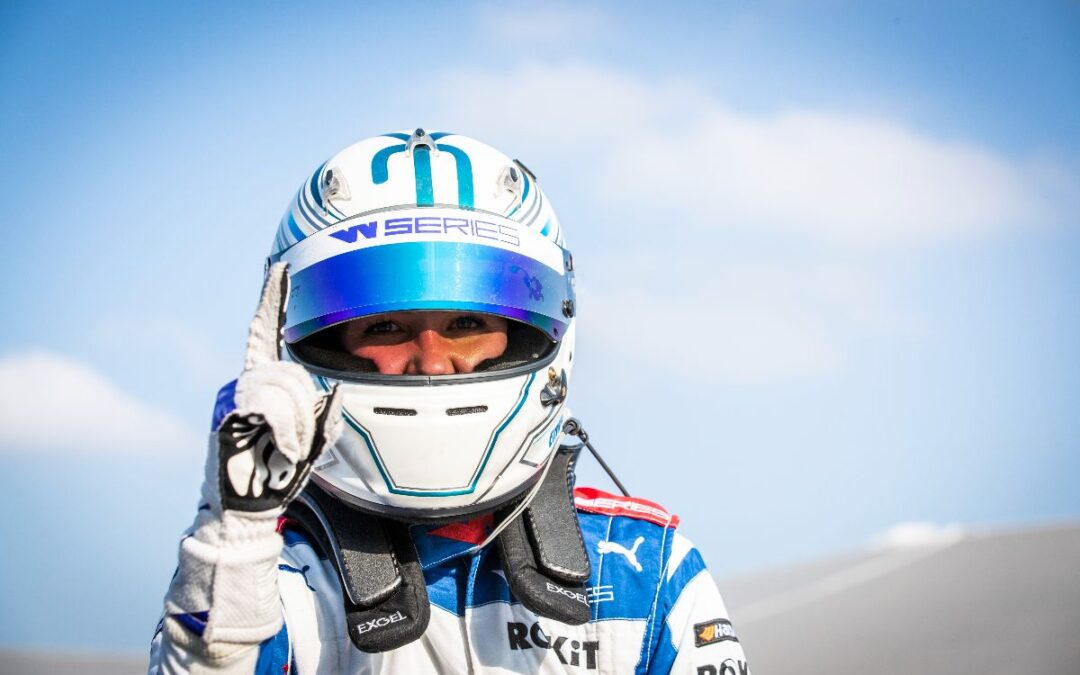 Kimilainen Takes Her First Pole Of The Season At Zandvoort
