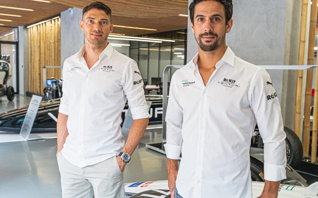 Di Grassi Joins ROKiT Venturi Racing