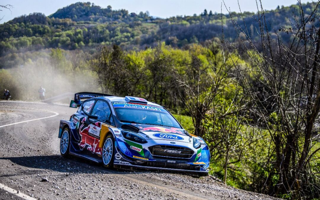 M-Sport Duo Ready For Acropolis