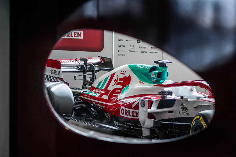 Alfa Romeo Excited About Italy