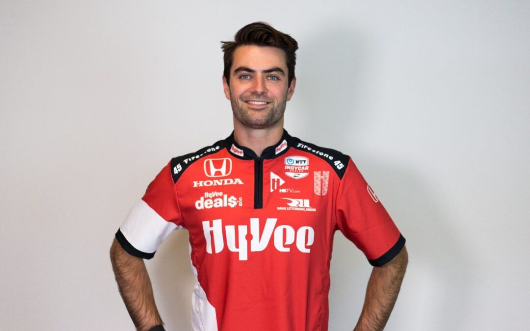 Harvey A Great Addition To Rahal Letterman Lanigan Racing