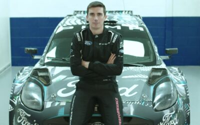 Breen And Nagle Join M-Sport