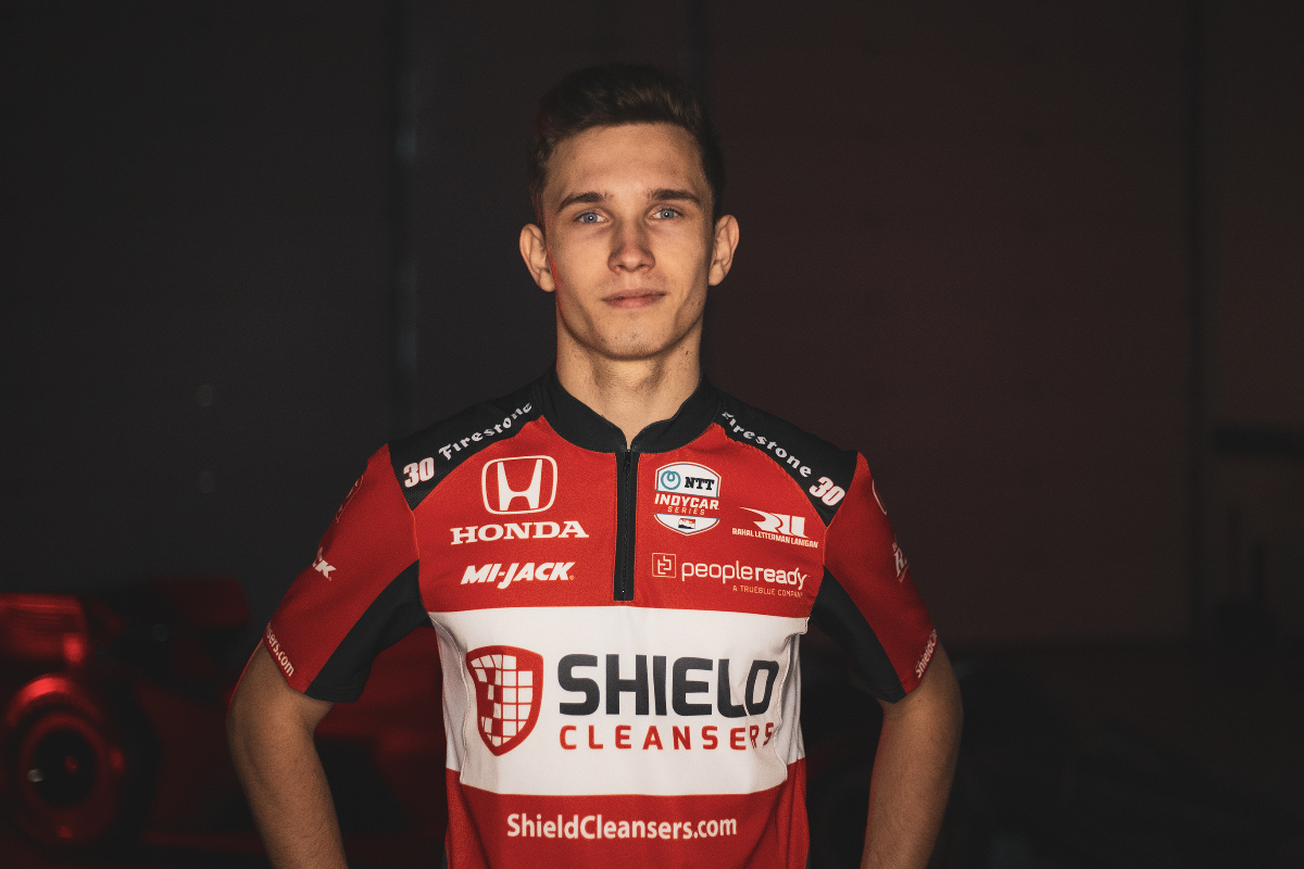 Lungaard Joins Rahal From 2022