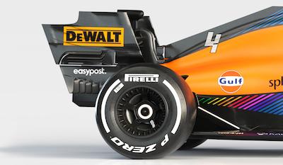 McLaren Racing Announce New Partnership With EasyPost