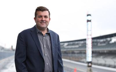 Levi Jones Named Director Of Indy Lights